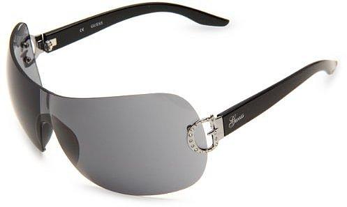 GUESS Women's 6392 Oversized Sunglasses