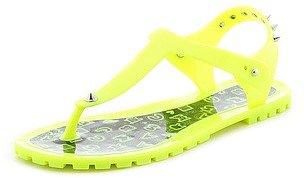 Marc by marc jacobs Rubber Jelly Thong Sandals