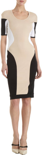 Ohne Titel Colorblock Jersey Dress