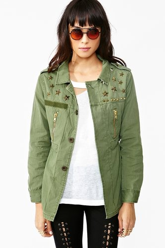 Star Spangled Army Jacket