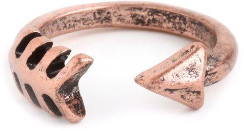 Rose Arrow Ring