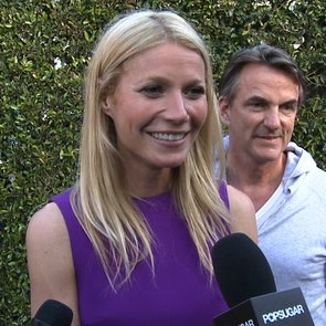 Gwyneth Paltrow Interview at Tracy Anderson Studio (Video)