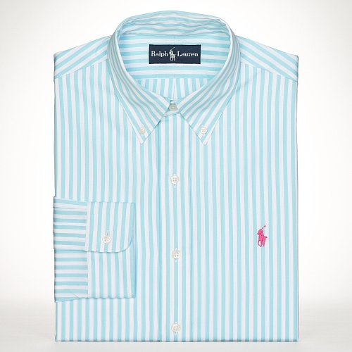 Ralph Lauren Custom-Fit Bengal Sport Shirt