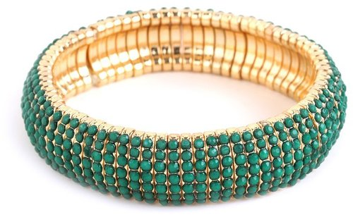 Green Coral Cuff