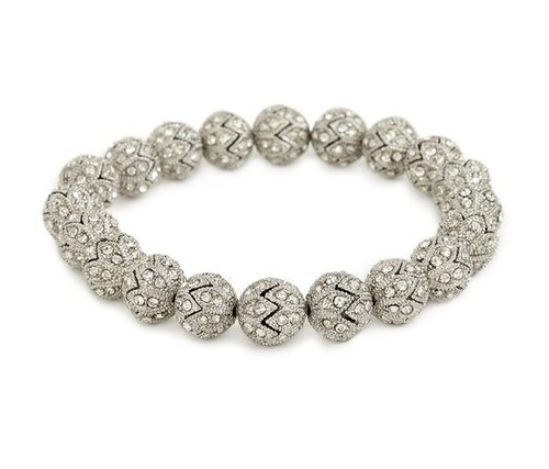 Ice Alexei Bead Bangle