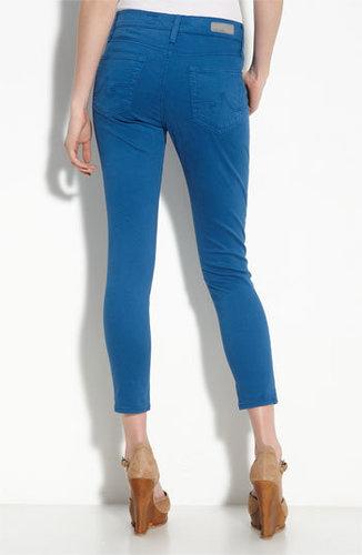 AG Jeans Skinny Crop Pants
