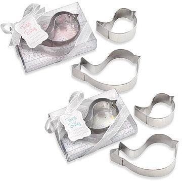 Kate Aspen® Bird Stainless Steel Cookie Cutters