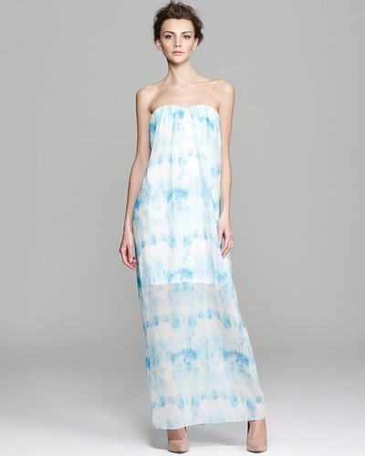 Alice + Olivia Dress - Maisie Tie Dye Maxi