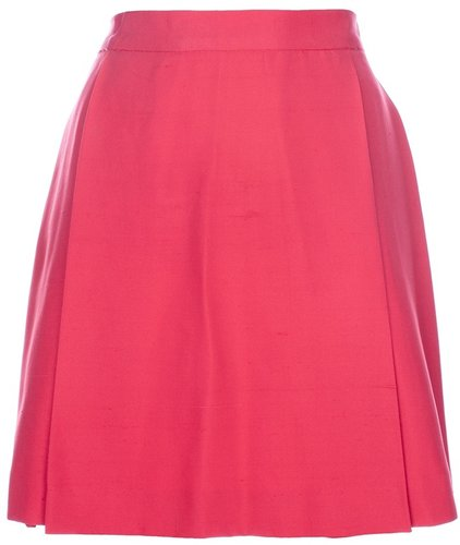 Prada Vintage pleated skirt
