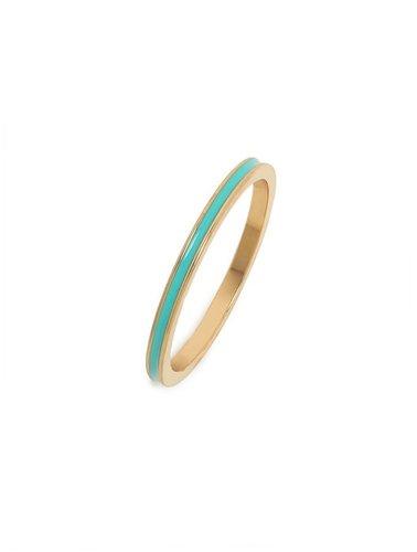 Gamine Turquoise Jackie Ring