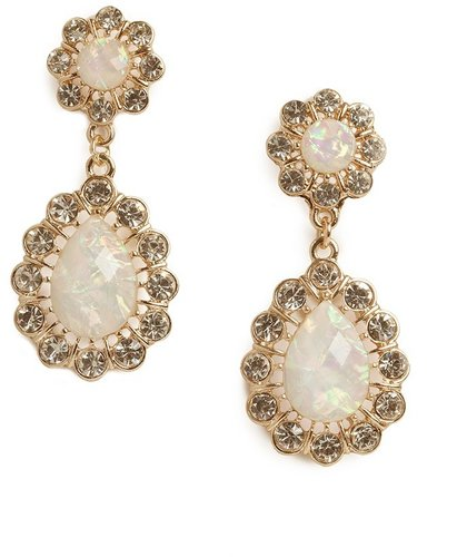 Opal Floral Drops