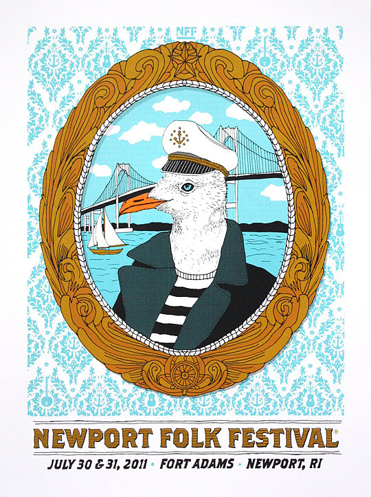 The Newport Folk Festival
