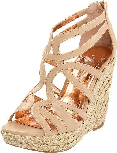 BCBGeneration Women's Makala Wedge Sandal