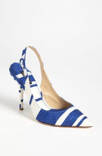Dolce&Gabbana Slingback Pump