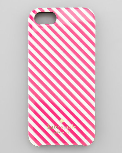 kate spade new york harrison striped iPhone 5 case