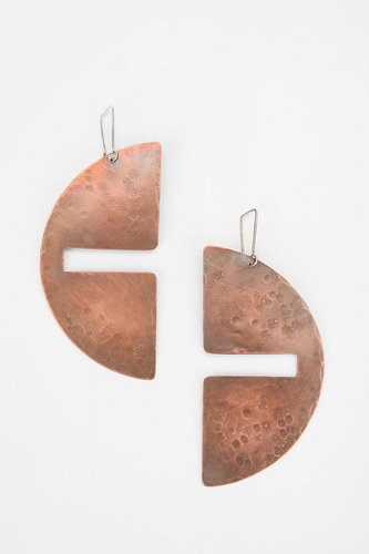 Lila Rice Gap Earring