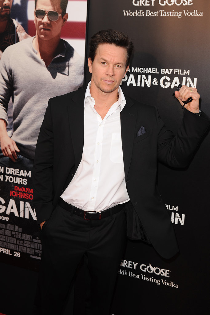 Mark Wahlberg and His Crew Bring Pain & Gain to Miami