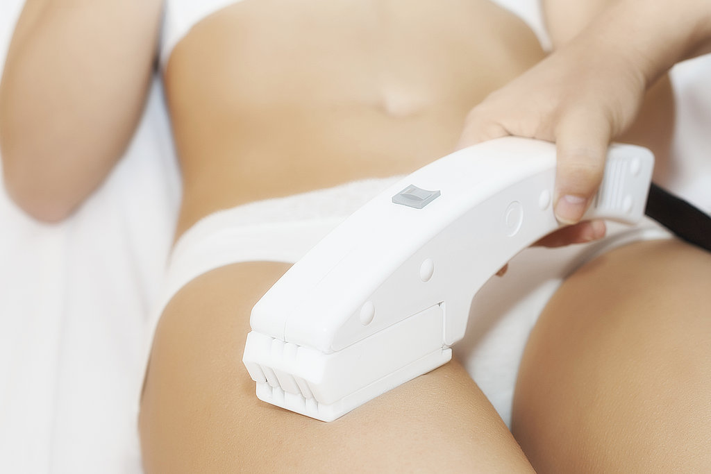 Bikini season is just around the corner, so why not spend your funds on a hair-removing laser treatment? Just think of all the time you'll save in the shower.