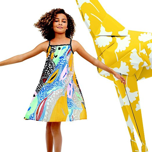 Diane von Furstenberg For Gap 2013 Collection Pictures