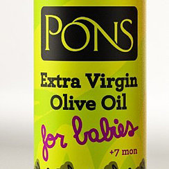 Olive Oil For Babies