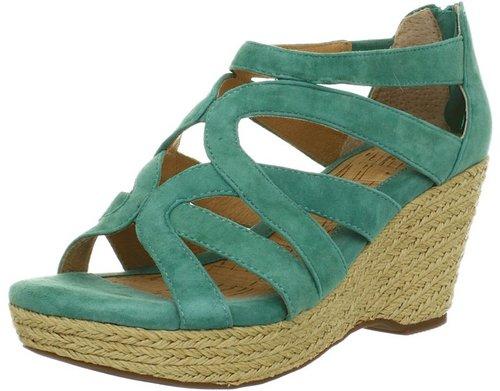 Sofft - Madel (Black King Suede) - Footwear