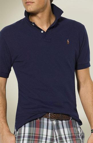 Polo Ralph Lauren Classic Fit Pique Cotton Polo