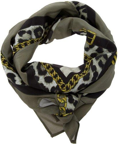 Michael Michael Kors printed scarf