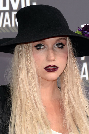 Pictures of Ke$ha at MTV Movie Awards