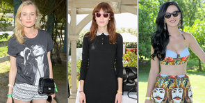 The Best-Dressed Celebrities at Coachella's First Weekend