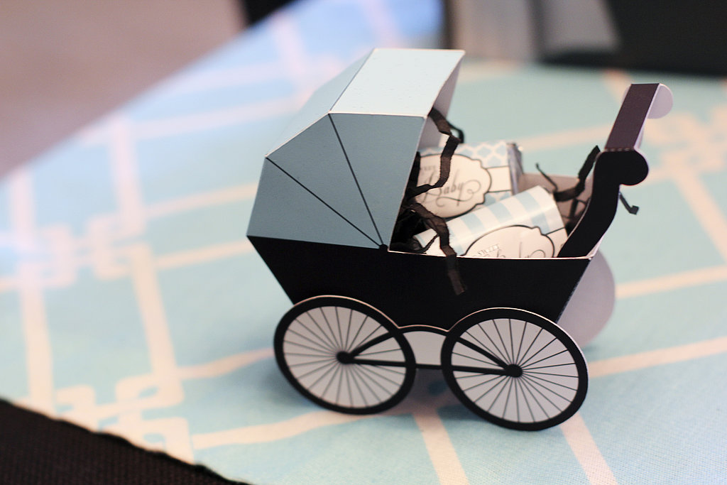 Baby Carriage Treats