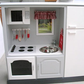 DIY Play Kitchens