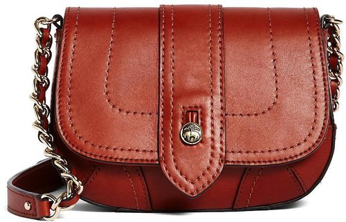 Calfskin Cross-Body Bag