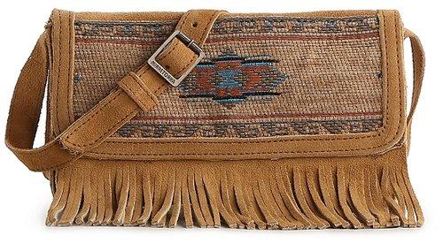 Minnetonka El Paso Cross Body Bag