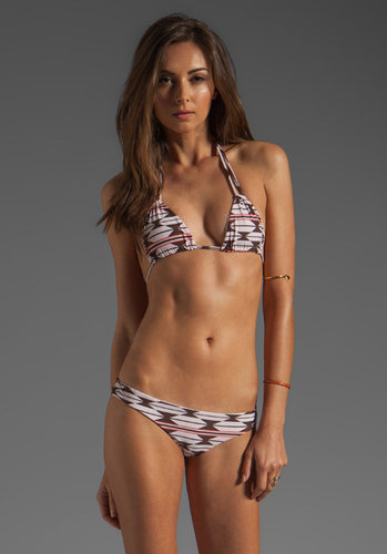 Acacia Swimwear Canons Triangle Top
