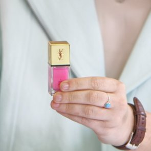 YSL Tie-Dyed Nail Polish Review