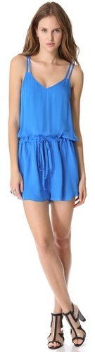 Mason by michelle mason Double Strap Romper