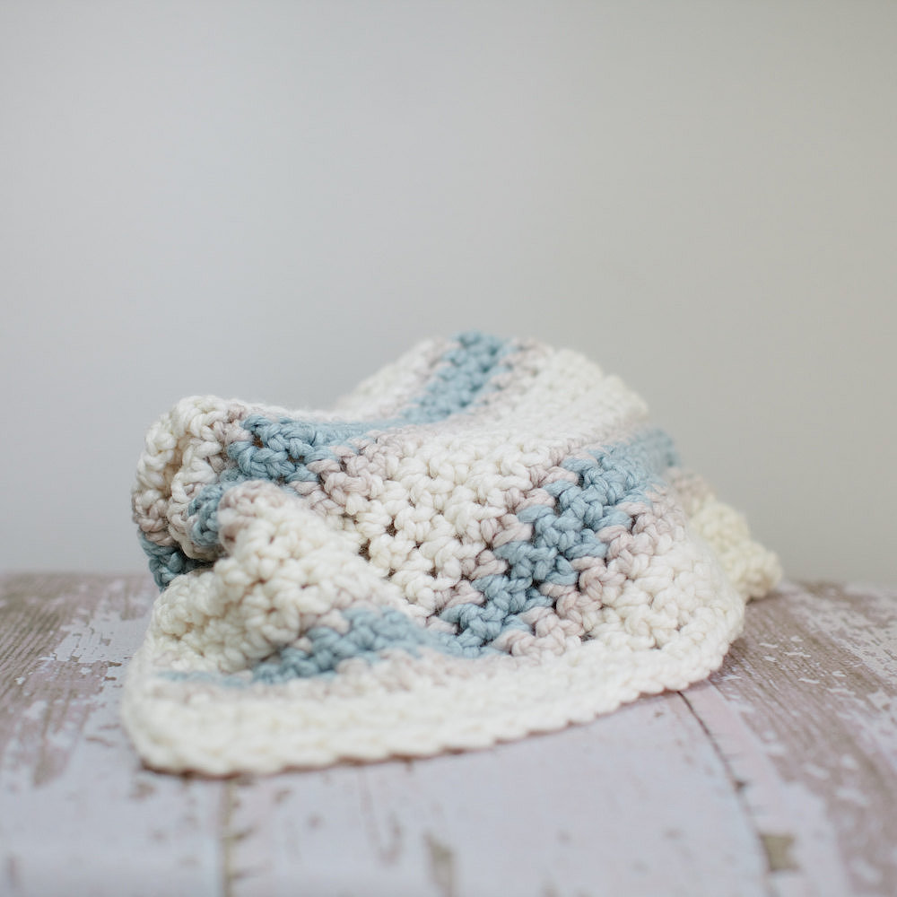 The Baby Couture Baby Blanket