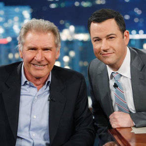 Harrison Ford Fighting With Chewbacca on Jimmy Kimmel Video