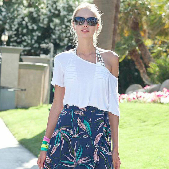 The Best Street Style Snaps from 2013 Coachella Weekend 1