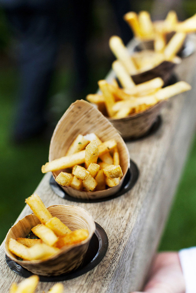 French Fry Cones