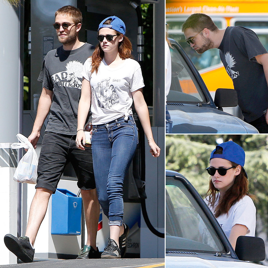 Robert pattinson and kristen stewart dating wikipedia