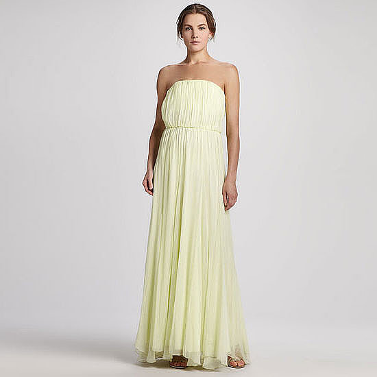When faced with a sea of save-the-dates, don't panic. Take a deep breath and repeat after us: this is the perfect wear-to-any-wedding dress. Thanks to a slightly skin-baring cut, breezy silhouette, and floor-length hemline, you might as well consider the silk maxi dress your solution to any wedding guest dress code. Head to POPSUGAR Fashion to shop the prettiest options around.