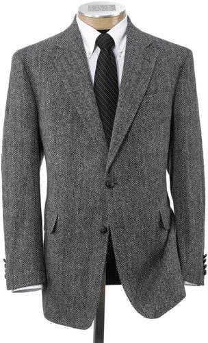 Jos. A. Bank Heritage Tweed Herringbone 2-Button Sportcoat- Sizes 48-52