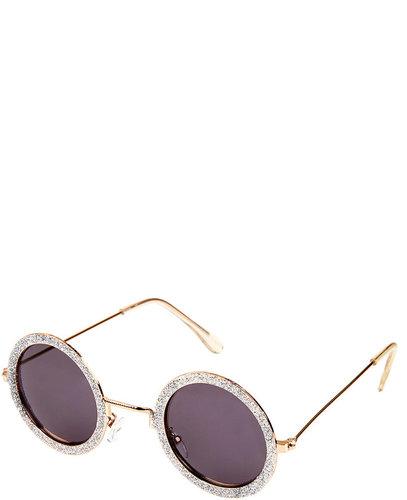 Glitter Round Sunglasses