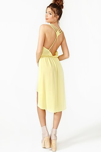 Sunshine Kiss Dress