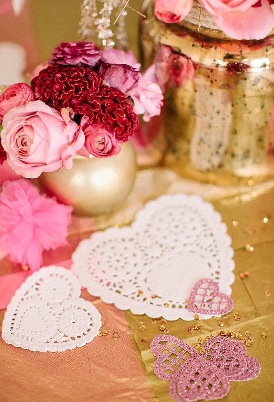 Valentine-Making Party