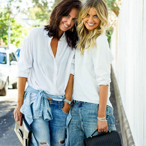 Denim Style File: Tash & Elle from They All Hate Us Blog