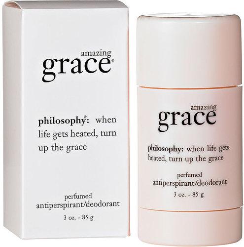 Philosophy amazing grace perfumed antiperspirant/deodorant 3 oz (85 g)
