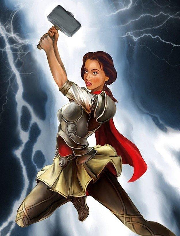 Avenger Belle