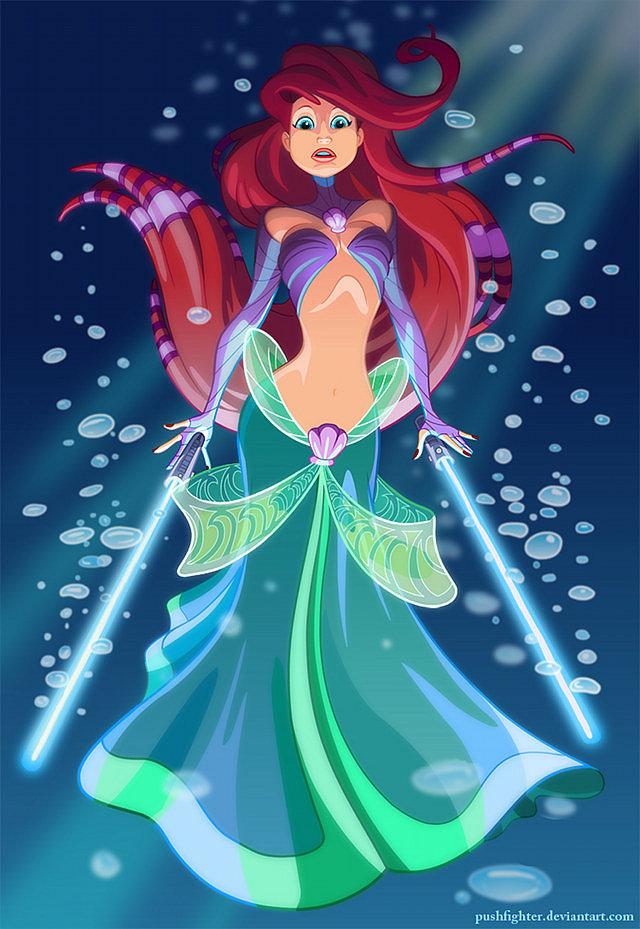 Star Wars Ariel